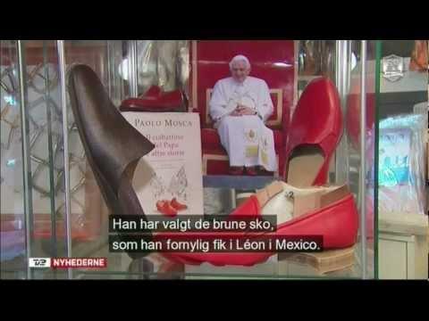 Xxx Mp4 Vigtig Viden Paven Får Nye Sko 3gp Sex