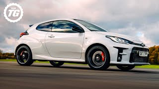 FIRST DRIVE: Toyota GR Yaris, the £300pm rally car | Top Gear