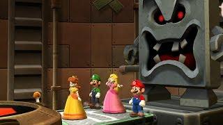 Mario Party 9 Toad Road luigi Gameplayhard Difficulty