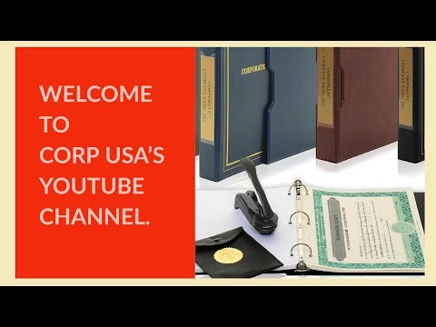 Welcome to Corp USA's Youtube Channel