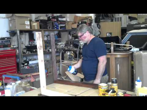 Jim flame tempered table legs ear candy