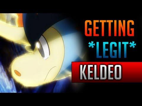 How & Where to catch/get - *LEGIT* Keldeo in Pokemon Black 2 & Pokemon White 2