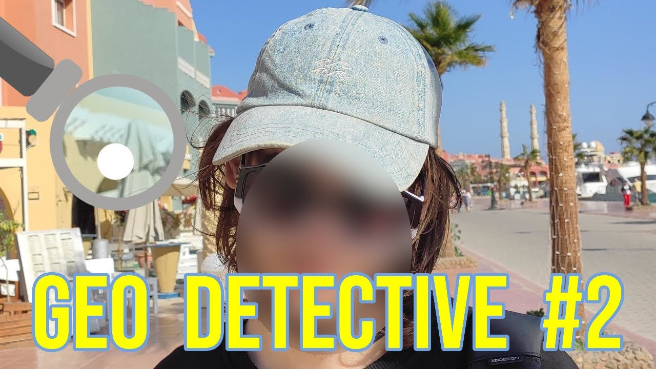 Pinpointing the exact location of my fans using a single image.. GEO DETECTIVE #2
