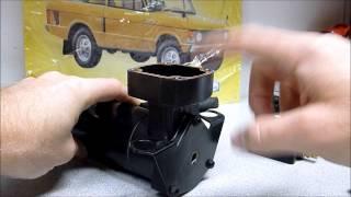 P38 Range Rover Battery Drain Test - Becm Sleep Test