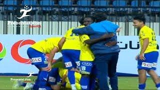 أهداف مباراة الإتحاد السكندري 1 - 1 طنطا   الجولة الـ 10 الدوري المصري