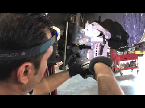 2012 Rav4 50k miles front brake pads - rotors and brake flush