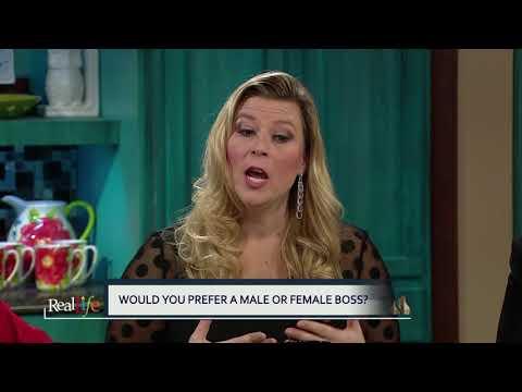 Do You Prefer a Male or Female Boss? | Sister2Sister