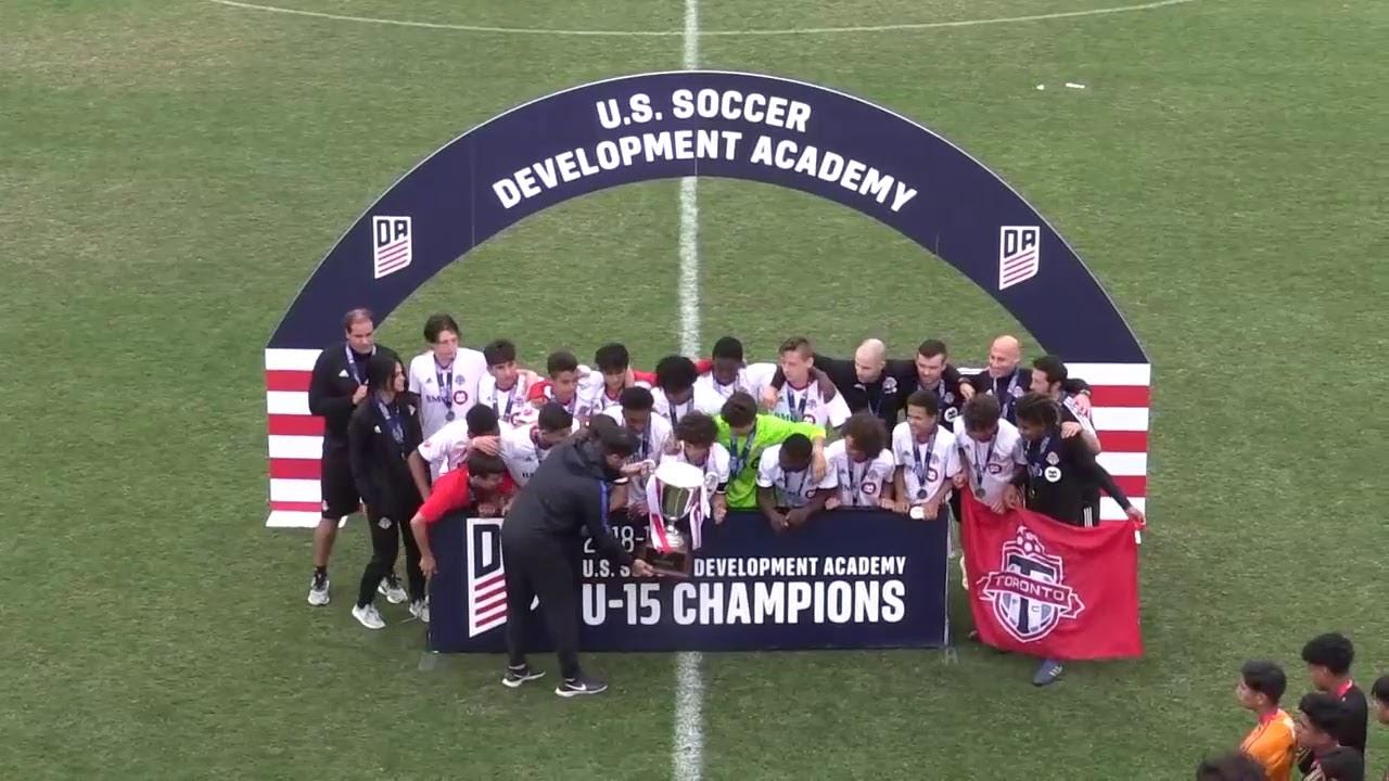 DA Playoffs: U-15 Championship Final - Toronto FC vs. LAFC