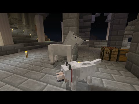 Minecraft Xbox One Survival - Bad Horse Shoes [90]