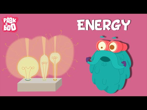 Energy | The Dr. Binocs Show | Educational Videos For Kids
