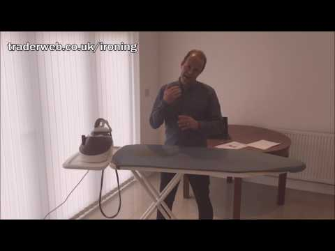 Introduction to Traderweb's Ironing Service in a Box