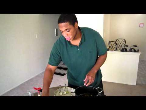 DUDE VISION - Oatmeal Salmon Cakes