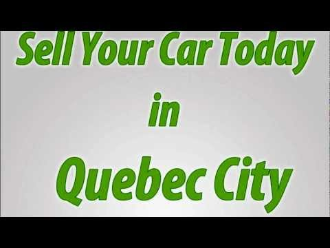 Sell A Car in Quebec City
