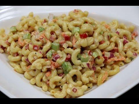 Macaroni Salad Recipe - How to Make the BEST Macaroni Salad
