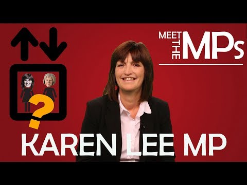 E13: Karen Lee MP - #MeetTheMPs