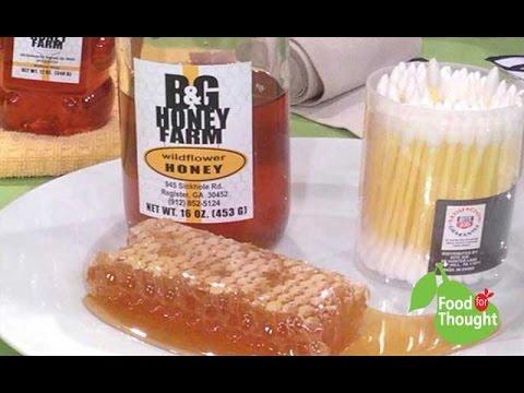 Local Honey can heal acne!