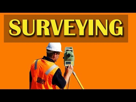 Surveying | Introduction | Principles | What is surveying?