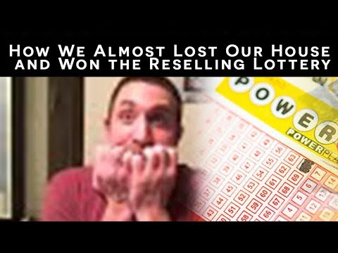 How We Almost Lost Our House and Won The Reselling Lottery In the Same Year