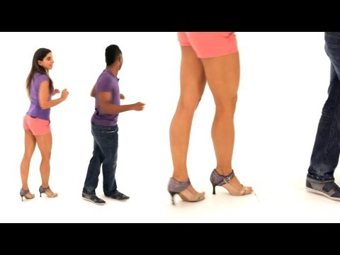 How to Do Intermediate Footwork | Bachata Dance