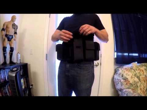 Functional Nightwing Utility Belt