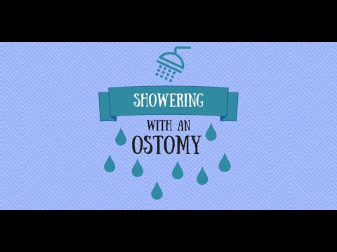 Ostomy Care Tips: Showering with an ostomy