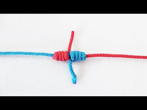 Fishing Knots: How To Tie A Blood Knot