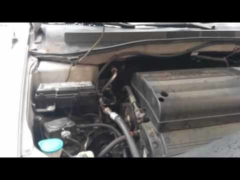 Odyssey 2003 minivan replacing motor mount(2)