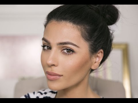 All About Eyebrows: How To Pencil In Brows | Eye Makeup Tutorial | Teni Panosian