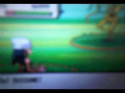deoxys vangen op pokemon pearl