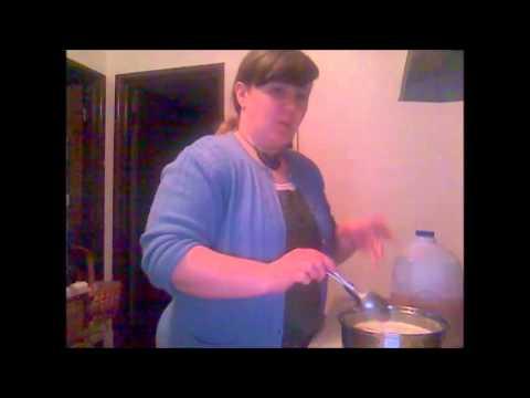 Easy Homemade Cheese: How to Make Vinegar Cheese aka The World's Easiest Cheese