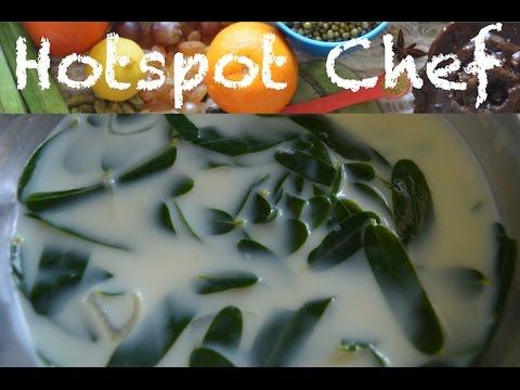 AGATHI KEERAI SAARU (GREEN SOUP) - South Indian Recipe