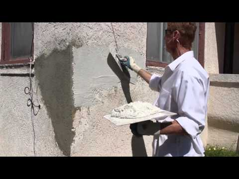 Structural Maintenance and Repairs on Stucco or plastered walls