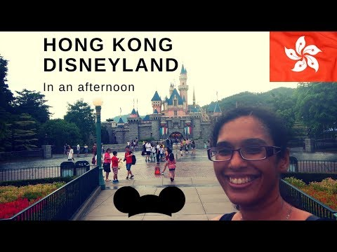 Hong Kong Disneyland | How to spend your layover