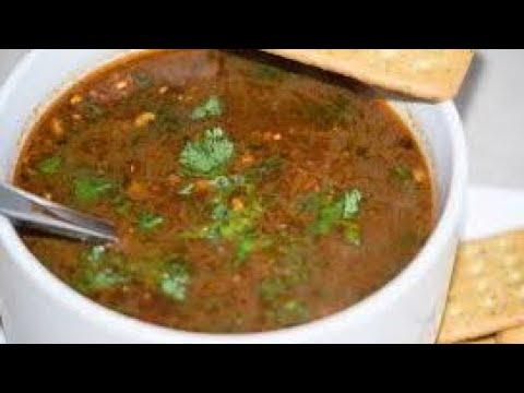 How To Make Kala Chana Soup | Kala Chana Soup Recipe | Tips And Tricks Of My Kitchen
