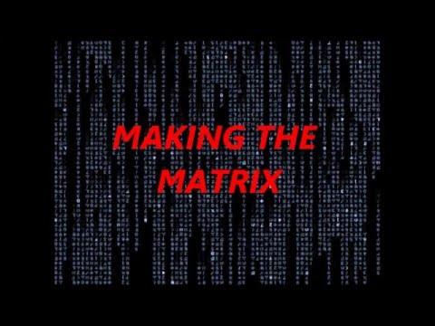 MAKING THE MATRIX (command prompt)