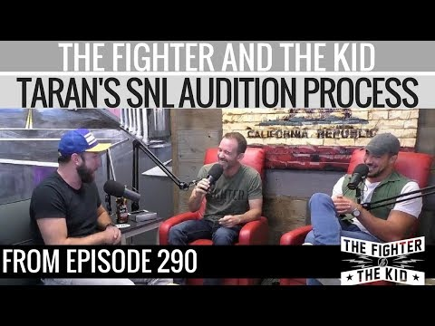 The Fighter and The Kid - Taran Killam on the SNL Audition Process