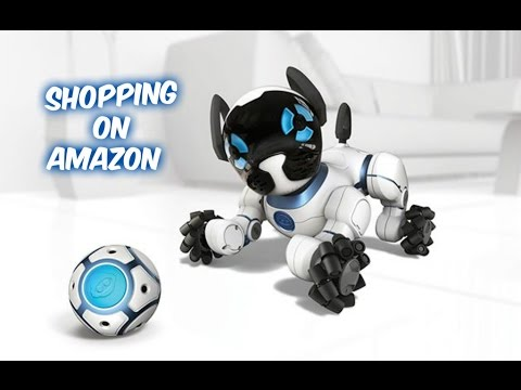 WowWee CHiP Robot Toy Dog || Shopping on amazon