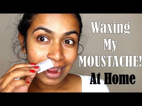 DIY Quick & Easy Upper Lip Hair Removal At Home! | Thuri Makeup