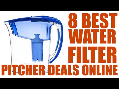 Best Water Filter Pitcher Deals Online
