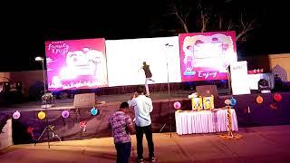 Bhangraa in  Smr(Samvardhana motherson reflectec) pune company's annual function by vaibhav