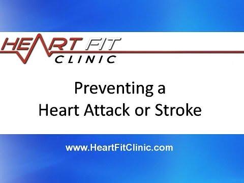 Preventing a Heart Attack or Stroke