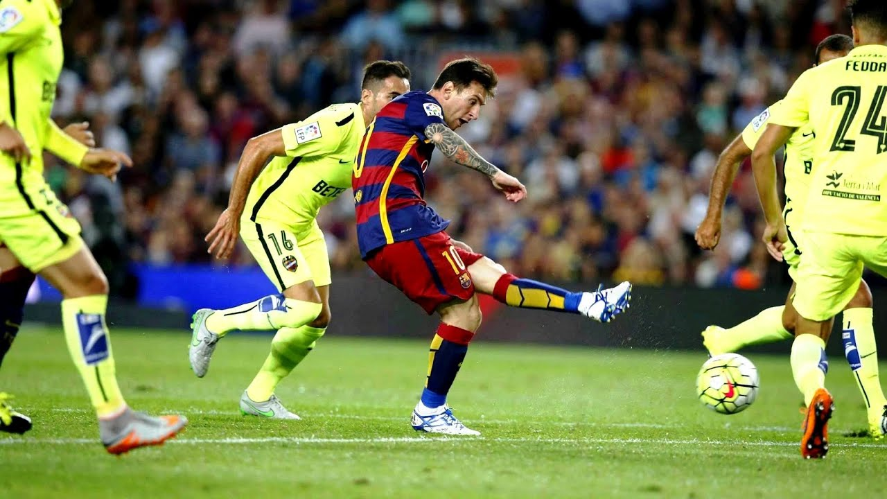Lionel Messi ▪ 2015-16 ● World's Greatest Playmaker  ► Passing / Vision / Assists   HD  