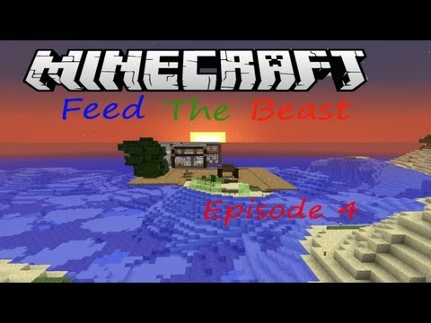 FTB | Updates to my island | ep.004