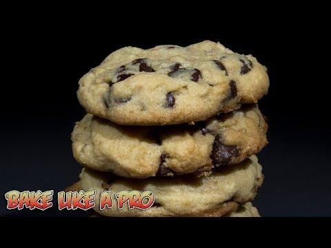 MY BEST Classic Chocolate Chip Cookies Recipe !