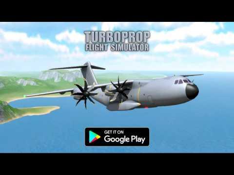 Turboprop Flight Simulator - Airbus A400M