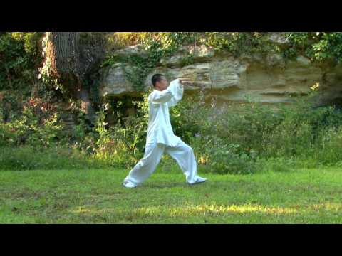 Tai chi 24 Form - Slow motion - Tai chi beginners
