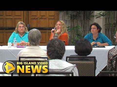 Human Trafficking On Hawaii Island Panel (Dec. 9, 2017)