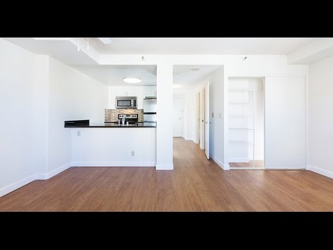Geary Courtyard Apartments - Downtown San Francisco - 1 Bedroom Evergreen