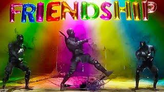 Mortal Kombat 11 All Friendships Noob Saibot, Sub-Zero & Kano So Far (MK11 Aftermath  DLC) 2020