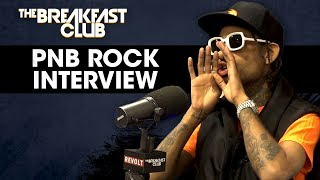 PnB Rock On Bad Behavior, Fatherhood, Features, New Album + More
